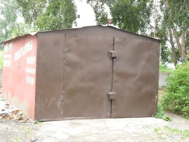 Томск гараж продам металлический гараж куплю гараж в свао авито